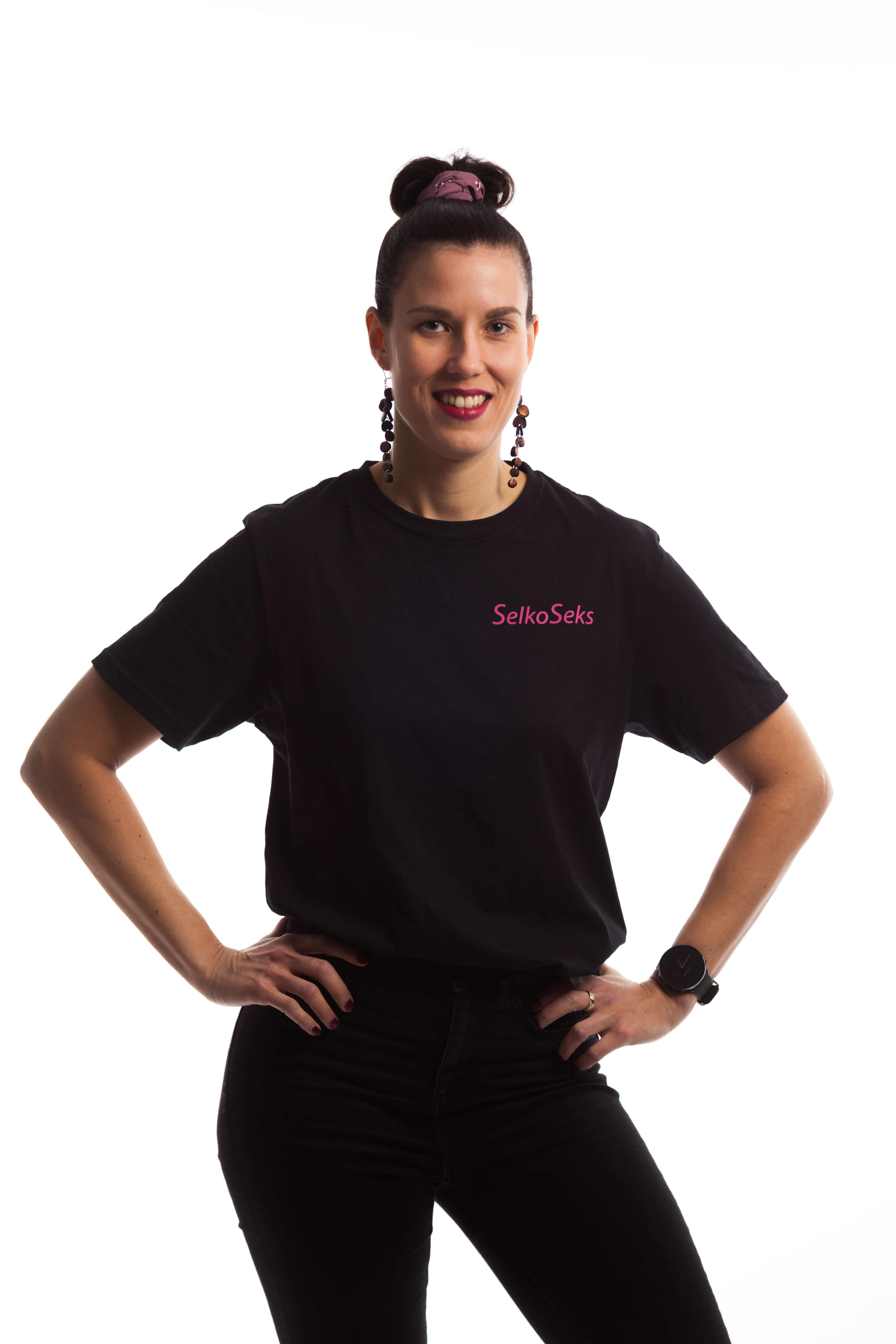 Johanna Helander SelkoSeks tiimin uusin jäsen